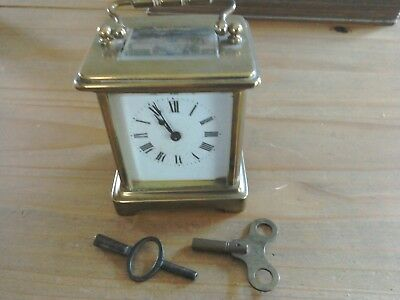 French Carriage Clock.