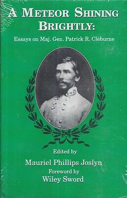 1998 Civil War Major General Patrick R. Cleburne Confederate Army Of Tennessee