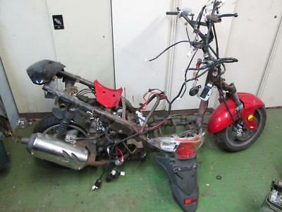 Lexmoto FMS 125 for spares, repairs or parts 4000 on the clock 3 years old