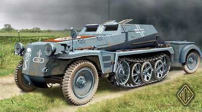 ACE #72238 Sd.Kfz.252 armoured munitions carrier