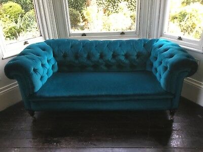 Victorian Antique Chesterfield Sofa