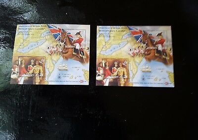 2 sheets  capex 96 guernsey mint stamps