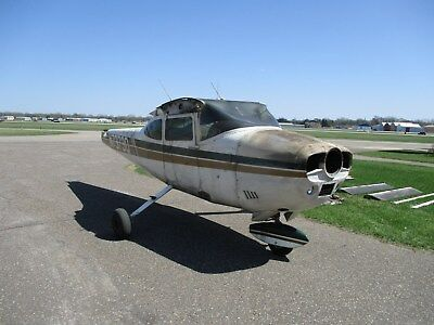 1972 Cessna 182P, Only 1993 Hours Ttsnew ! Complete Airframe With No Crash Damag