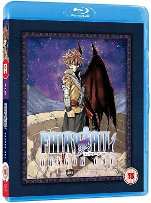 Fairy Tail - Dragon Cry: Blu-Ray (NEW)
