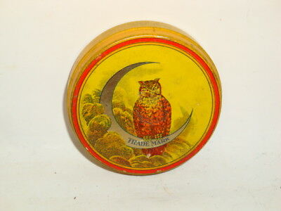 Nice Old Litho General Store Gillett's Brand Saffron Advertising Spice Tin Can