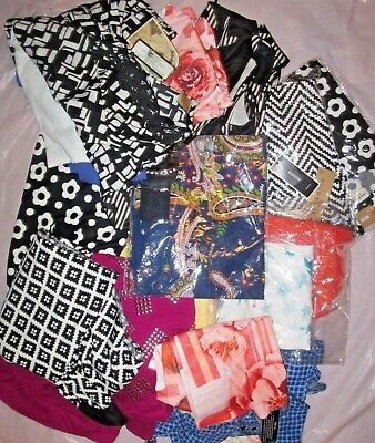 Wholesale Lot 20ps. Women Clothing Dress, Tops, Skirts Fine Brands Alfani Style&