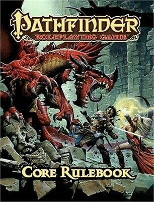 Pathfinder Roleplaying Game: Core Rulebook (Hardback or Cased Book)