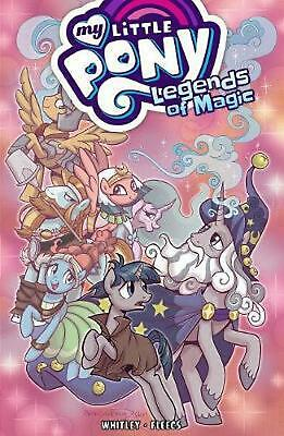 My Little Pony Legends Of Magic Volume 2 by Jeremy Whitley Paperback Book Free S