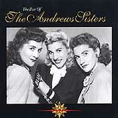 The Best Of, The Andrews Sisters | Audio CD Book | Acceptable | 0008811953423