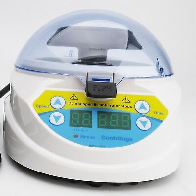 MINI-10K+ Brand New Laboratory Centrifuge 1000~7500 Medical 3000~10000RPM Min mm