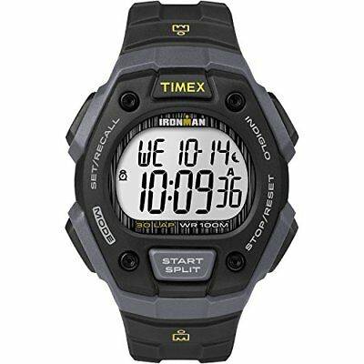 Timex Corporation Mens Ironman Classic 30  Resin Strap Watch- Pick SZ/Color.