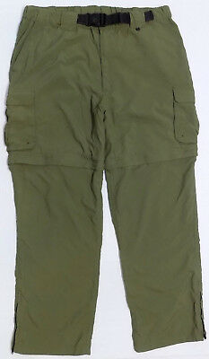 Boy Scouts Switchback Supplex Nylon Zip Off Pants Mens XXL 44-46 Inseam 32