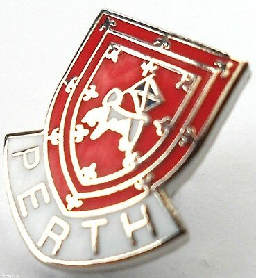 Musselburgh Town Crest Small Pin Badge