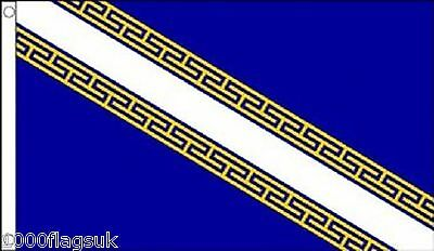 France Traditional Province Of Champagne 5'x3' Flag