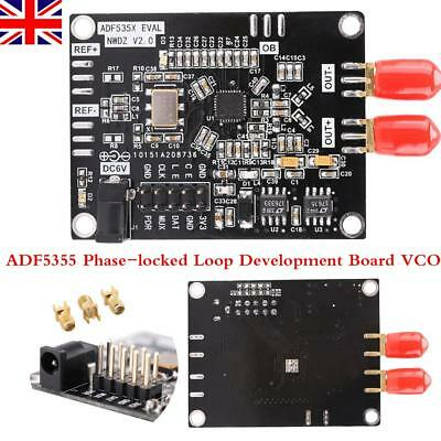 ADF5355 RF Output 54M-13.6G Phase-locked Loop Module Development Board PLL VCO