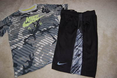 NIKE athletic short set youth M/10-12 COOL Must C!