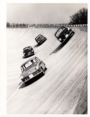 Volkswagen 1500 : Now Being Thoroughly Tested Period Photograph.