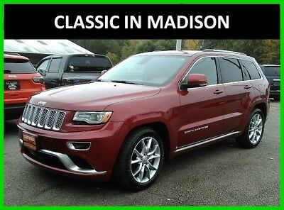 Jeep Grand Cherokee Summit 2015 Jeep Grand Cherokee Summit * 5.7L V8 * 4 X 4 * SUV