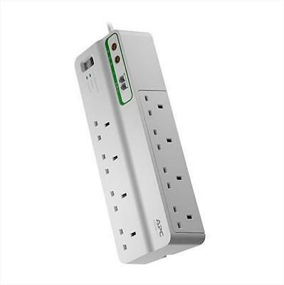 APC PMF83VT-UK Performance SurgeArrest 8 outlets with Phone & Coax Protection