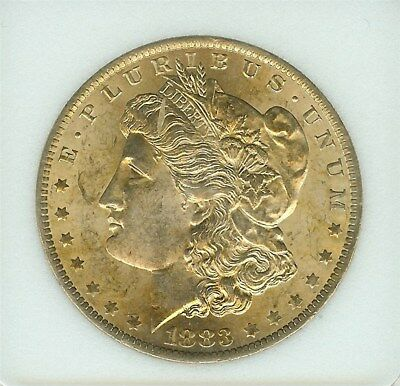 1883-O Morgan Silver Dollar  Near Gem Uncirculated