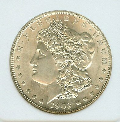 1903 Morgan Silver Dollar  Gem Uncirculated
