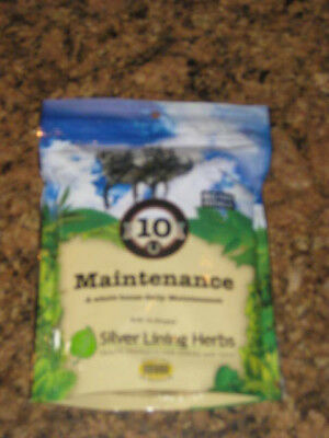 SILVER LINING HERBS #10 Maintenance Whole Healthy Horse Equine 1lb