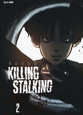 Koogi KILLING STALKING n. 2 J-Pop