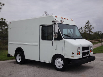 GMC P3500 Step Van 10` DRW Cargo Delivery Food Ice Cream Box FL Truck Diesel