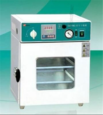 """Drying Oven 250°C Digital 12X12X11"""" Vacuum Stainless Steel New af"""