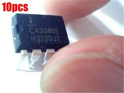 MC1458H Motorola Dual Operational Amplifier 8pin Metal CanTransistor Qty 1 piece