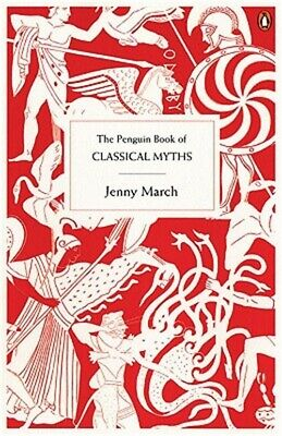 The Penguin Book of Classical Myths (Paperback or Softback)