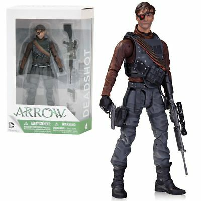 Deadshot | Arrow Nr. 6 | DC Collectibles | 17 cm | Action Spiel-Figur