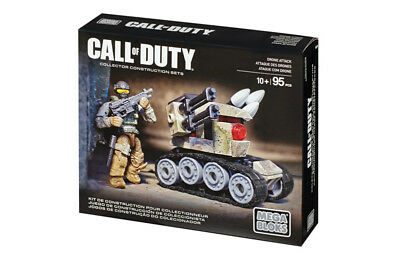 Call Of Duty Drone Attack Mega Bloks Collector Series 06813 Drohnenangriff DCL26