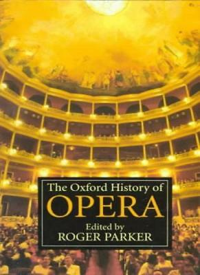 The Oxford History of Opera,Roger Parker