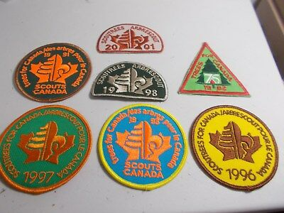 Sea Scout Ancor Badge Unused  Scouts Canada Badges
