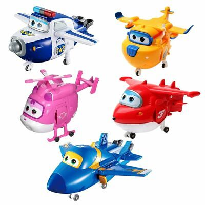 Transform-a-Bots zur Auswahl | Super Wings | Mini Transform Flugzeuge
