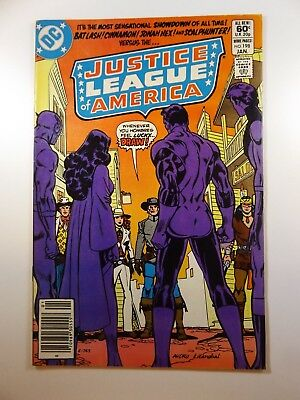 Justice League of America #198 Awesome Read!! Beautiful VF-NM Condition!!