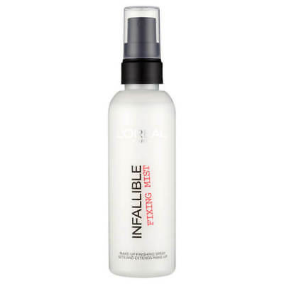L'OREAL Infallible Fixing Mist Setting Spray 100ml - NEW