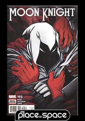 Moon Knight, Vol. 8 #195A (Wk21)