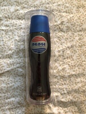 """Pepsi Perfect """"Back To The Future"""" Authentic Official Bottle From NYCC"""