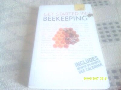 Beekeeping Book - Bees, Equipment, Techniques, Hives, Honey, Care, Swarms, Etc
