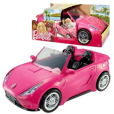 Convertible Car for Barbie Doll   Mattel DVX59   Vehicle   Fab Life & Family