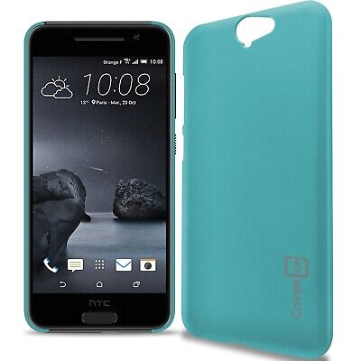 Blue (Sky) Hard Case for HTC One A9 - Slim Fit Matte Snap On Back Phone Cover