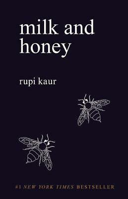 Milk and Honey - Rupi Kaur - 9781449474256 PORTOFREI
