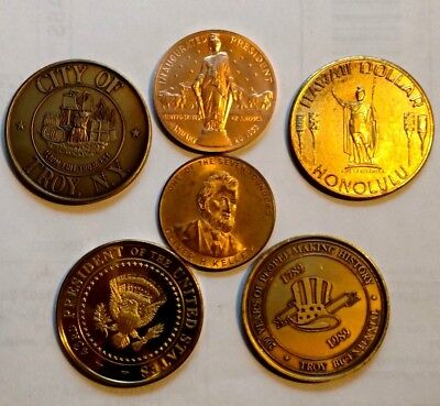 Medal and Token collection Lot
