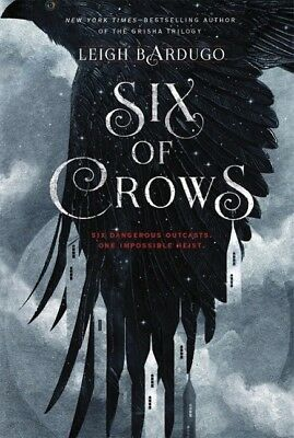Six of Crows - Leigh Bardugo - 9781627795098