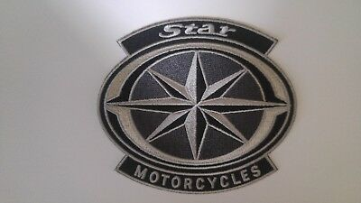 Yamaha Star Motorcycles Patch