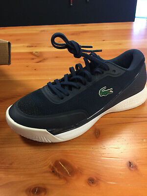 b31104ba6e01 LACOSTE - WOMEN`S Lt Pro 117 Tennis Shoes Red and Navy - (33SPW1018 ...