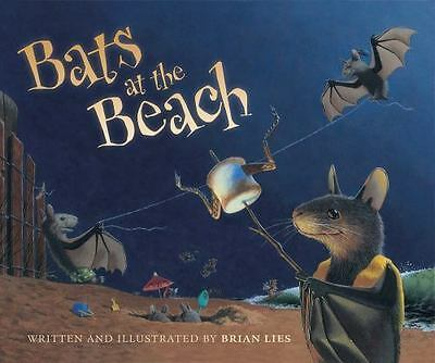 Bats at the Beach (Paperback or Softback)