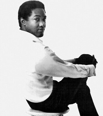 Sam Cooke 1965 6x5 Inch Reprint Photo